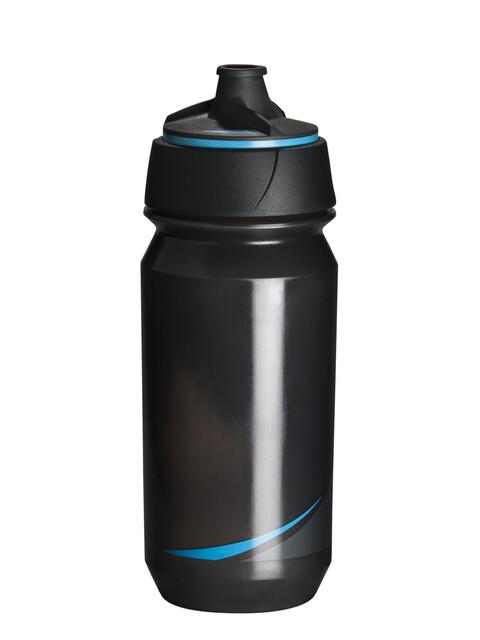 Tacx Shanti Twist Trinkflasche 500ml smoke/blau